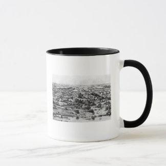 View of the Centennial Exposition Mug