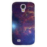 View of the Center of the Milky Way Galaxy Galaxy S4 Covers