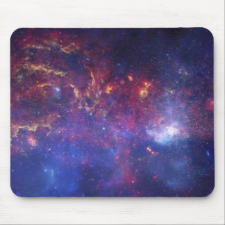 View of the Center of the Milky Way Galaxy Mouse Pad