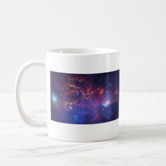View of the Center of the Milky Way Galaxy Classic White Coffee Mug