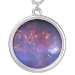 View of the Center of the Milky Way Galaxy Necklace