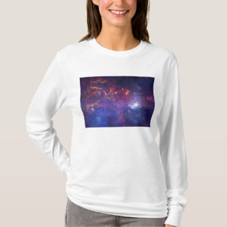 View of the Center of the Milky Way Galaxy T-Shirt