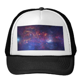 View of the Center of the Milky Way Galaxy Trucker Hat