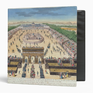 View of the Champs de Mars, 14th July 1790 Binder