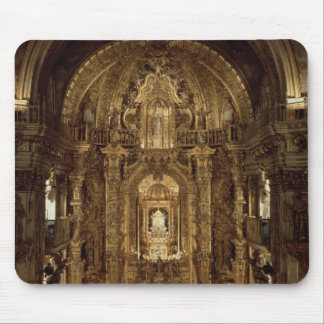 View of the chapel and High Altar Mouse Pad