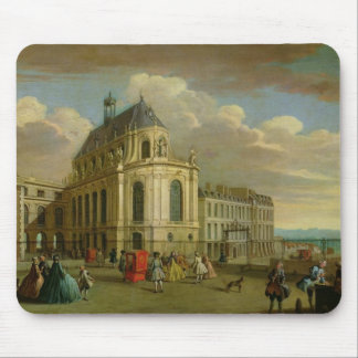View of the Chapel of the Chateau de Mouse Pad