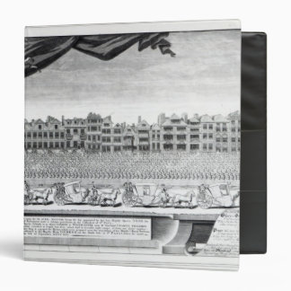 View of the Charity Children in the Strand Binder