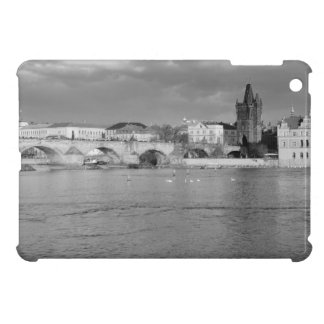 View of the Charles Bridge in Prague iPad Mini Cases