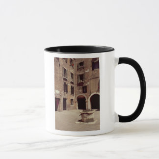 View of the Charlottenburg Palace, 1781 Mug
