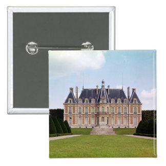 View of the Chateau Pinback Buttons