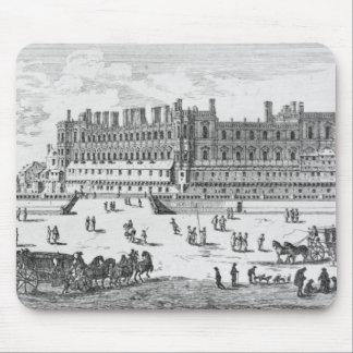 View of the Chateau de Saint-Germain-en-Laye Mouse Pad