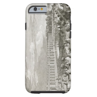 View of the Chateau de Trianon, the parterre (engr Tough iPhone 6 Case
