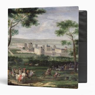 View of the Chateau de Vincennes, c.1665 Binder