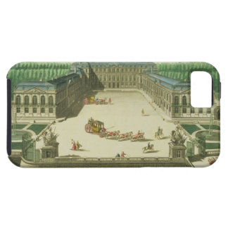 View of the Chateau of St. Cloud, engraved by Anto iPhone SE/5/5s Case