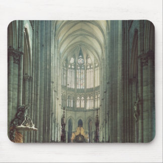 View of the choir mouse pad