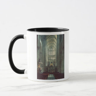 View of the choir mug