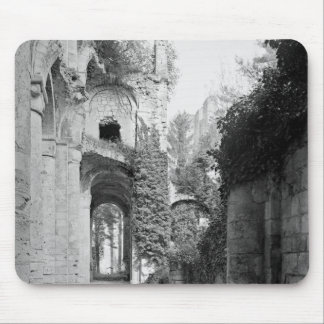 View of the church, c.1052-67 mouse pad