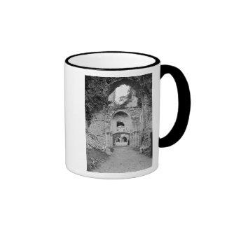 View of the church, c.1052-67 mugs