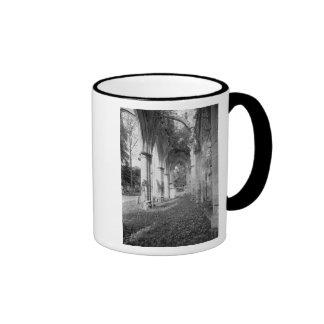 View of the church, c.1052-67 coffee mugs