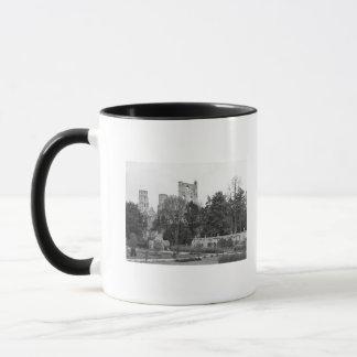 View of the church exterior, c.1052-67 mug