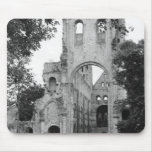 View of the church interior, c.1052-67 mouse pad