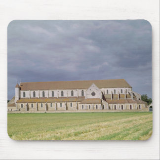 View of the Cistercian Abbey, built 1140-60 Mouse Pad