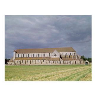 View of the Cistercian Abbey, built 1140-60 Postcard