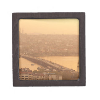 View of the City Jewelry Box