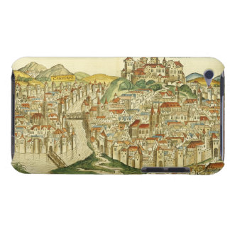View of the city of Cracow (Kracow), from the Nure Barely There iPod Case