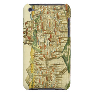 View of the city of Cracow (Kracow), from the Nure iPod Touch Cover