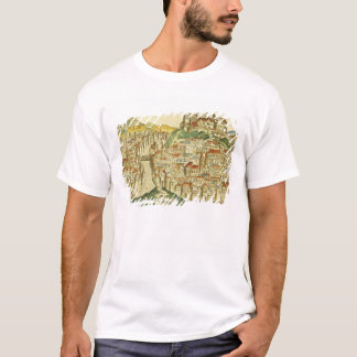 View of the city of Cracow (Kracow), from the Nure T-Shirt
