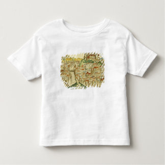 View of the city of Cracow (Kracow), from the Nure Toddler T-shirt