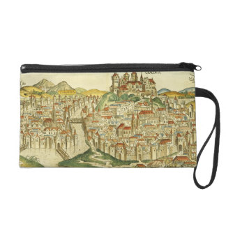 View of the city of Cracow (Kracow), from the Nure Wristlet