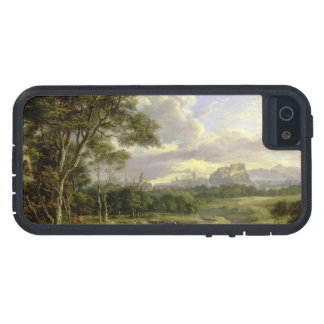 View of the City of Edinburgh c1822 iPhone 5 Cover