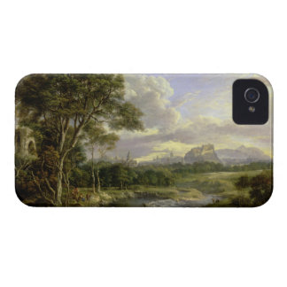 View of the City of Edinburgh c1822 iPhone 4 Covers