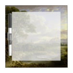 View of the City of Edinburgh c1822 Dry-Erase Boards