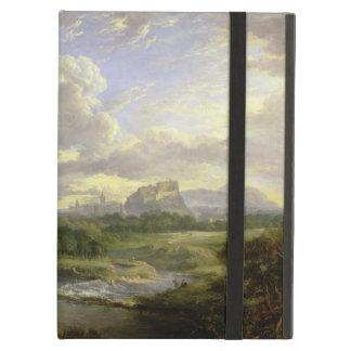 View of the City of Edinburgh c1822 iPad Air Case
