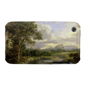 View of the City of Edinburgh c1822 iPhone 3 Cases
