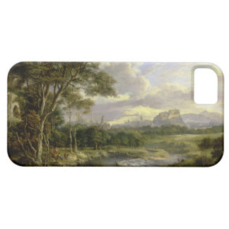 View of the City of Edinburgh c1822 iPhone 5 Covers