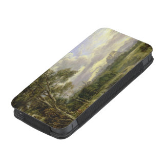 View of the City of Edinburgh c1822 iPhone 5 Pouch