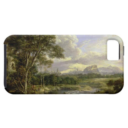 View of the City of Edinburgh c1822 iPhone SE/5/5s Case