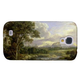 View of the City of Edinburgh c1822 Samsung Galaxy S4 Case