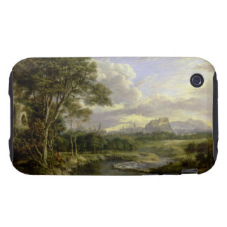 View of the City of Edinburgh c1822 Tough iPhone 3 Cases