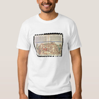 View of the city of Jerusalem, from the Nuremberg T-Shirt