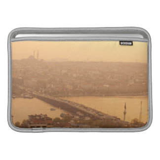 View of the City Sleeve For MacBook Air