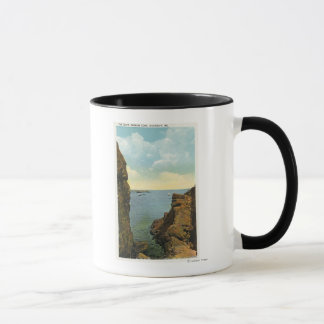 View of the Cleft at Perkins Cove Mug