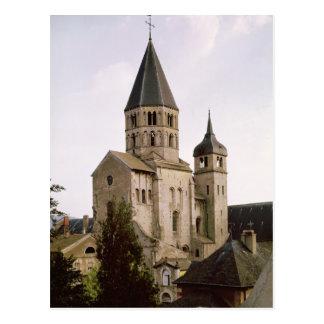 View of the Clocher de l'Eau Benite Postcard