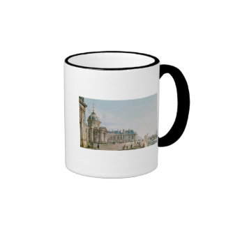 View of the College des Quatre Nations, Paris Ringer Mug