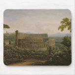 View of the Colosseum from the Palatine Hill Mouse Pad