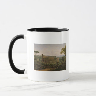 View of the Colosseum from the Palatine Hill Mug